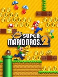 New Super Mario Bros. 2 Box Art