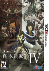 Shin Megami Tensei IV - Limited Edition Box Set Box Art
