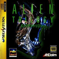 Alien Trilogy Box Art