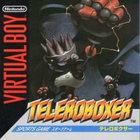 Teleroboxer Box Art
