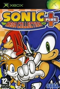 Sonic Mega Collection Plus Box Art