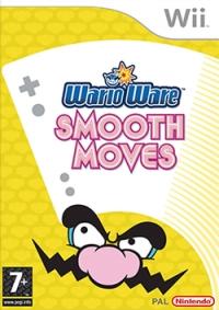 WarioWare: Smooth Moves [UK] Box Art