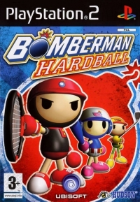 Bomberman Hardball Box Art