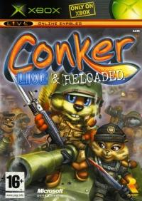 Conker: Live & Reloaded Box Art