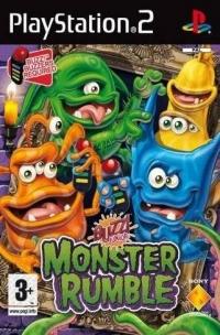Buzz! Junior: Monster Rumble Box Art