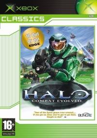 Halo: Combat Evolved - Classics Box Art