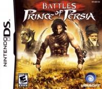 Battles of Prince of Persia Box Art