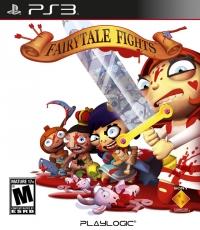 Fairytale Fights Box Art
