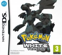 Pokémon: White Version Box Art