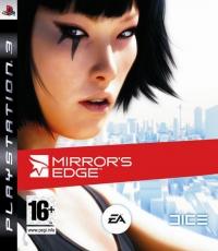 Mirror's Edge [UK] Box Art