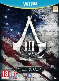 Assassin's Creed III - Join or Die Edition Box Art