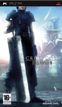 Crisis Core: Final Fantasy VII Box Art
