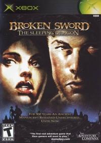Broken Sword: The Sleeping Dragon Box Art