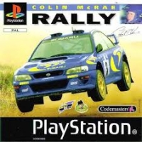 Colin McRae Rally Box Art