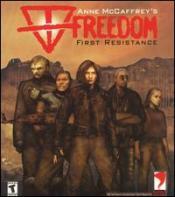 Anne McCaffrey's Freedom: First Resistance Box Art