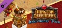 Dungeon Defenders: Anniversary Pack Box Art