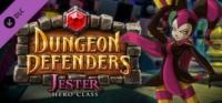 Dungeon Defenders: Jester Hero DLC Box Art