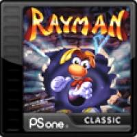 Rayman Box Art