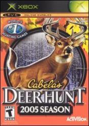 Cabela's Deer Hunt: 2005 Season Box Art