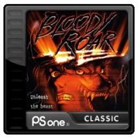 Bloody Roar Box Art