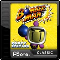 Bomberman - Party Edition Box Art