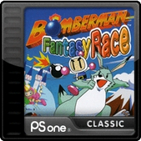 Bomberman: Fantasy Race Box Art