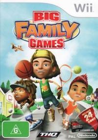 Big Family Games Box Art