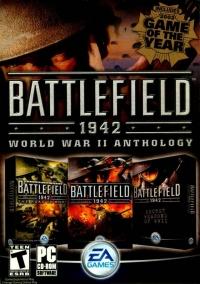 Battlefield 1942: WWII Anthology Box Art