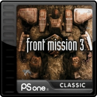 Front Mission 3 Box Art