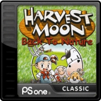 Harvest Moon: Back To Nature Box Art