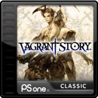 Vagrant Story Box Art