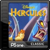 Disney's Hercules Box Art