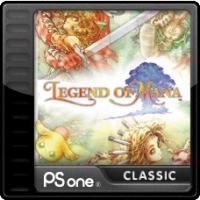 Legend of Mana Box Art