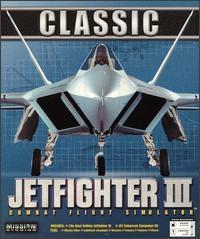 Jet Fighter III Classic Box Art