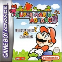 Super Mario Advance Box Art
