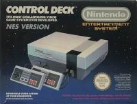 Nintendo Entertainment System [PAL] Box Art