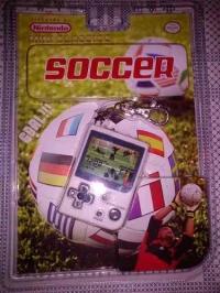 Soccer (silver) Box Art