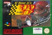 Al Unser Jr.'s Road to the Top Box Art