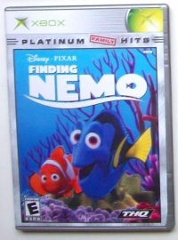 Disney/Pixar's Finding Nemo - Family Platinum Series Box Art