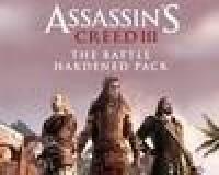 Assassin's Creed III: The Battle Hardened Pack Box Art