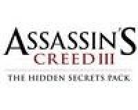 Assassin's Creed III: The Hidden Secrets Pack Box Art