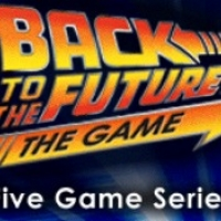 Back to the Future: The Game - Episode I: It's About Time Box Art