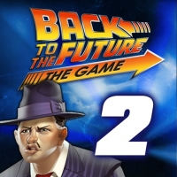 Back to the Future: The Game - Episode II: Get Tannen! Box Art