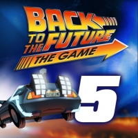 Back to the Future: The Game - Episode V: OUTATIME Box Art