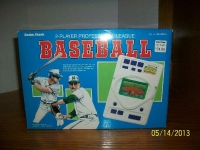 2 Player Professional League Baseball Box Art