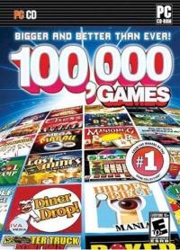 100,000 Games Box Art