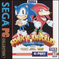 Sonic & Knuckles Collection (Expert Software) Box Art