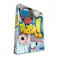 Family Guy DVD Blast! (DVD) Box Art