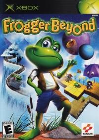 Frogger Beyond Box Art