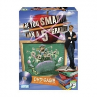 Are You Smarter Than a 5th Grader? - DVD Game (DVD) Box Art